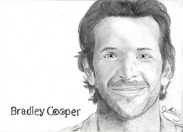 Bradley Cooper by Aladdin